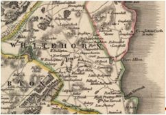 Whithorn Map